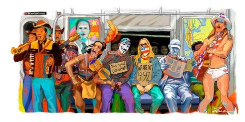 OWS-Subway