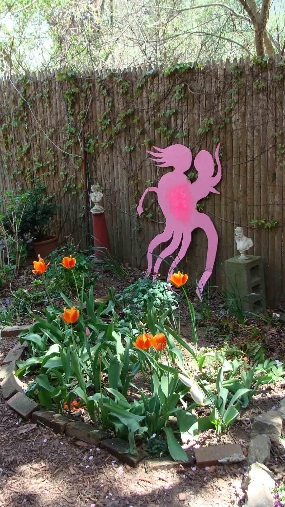 pink blossom monster