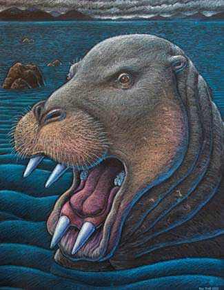 desmostylian-in-Alaska-with-teeth (1)
