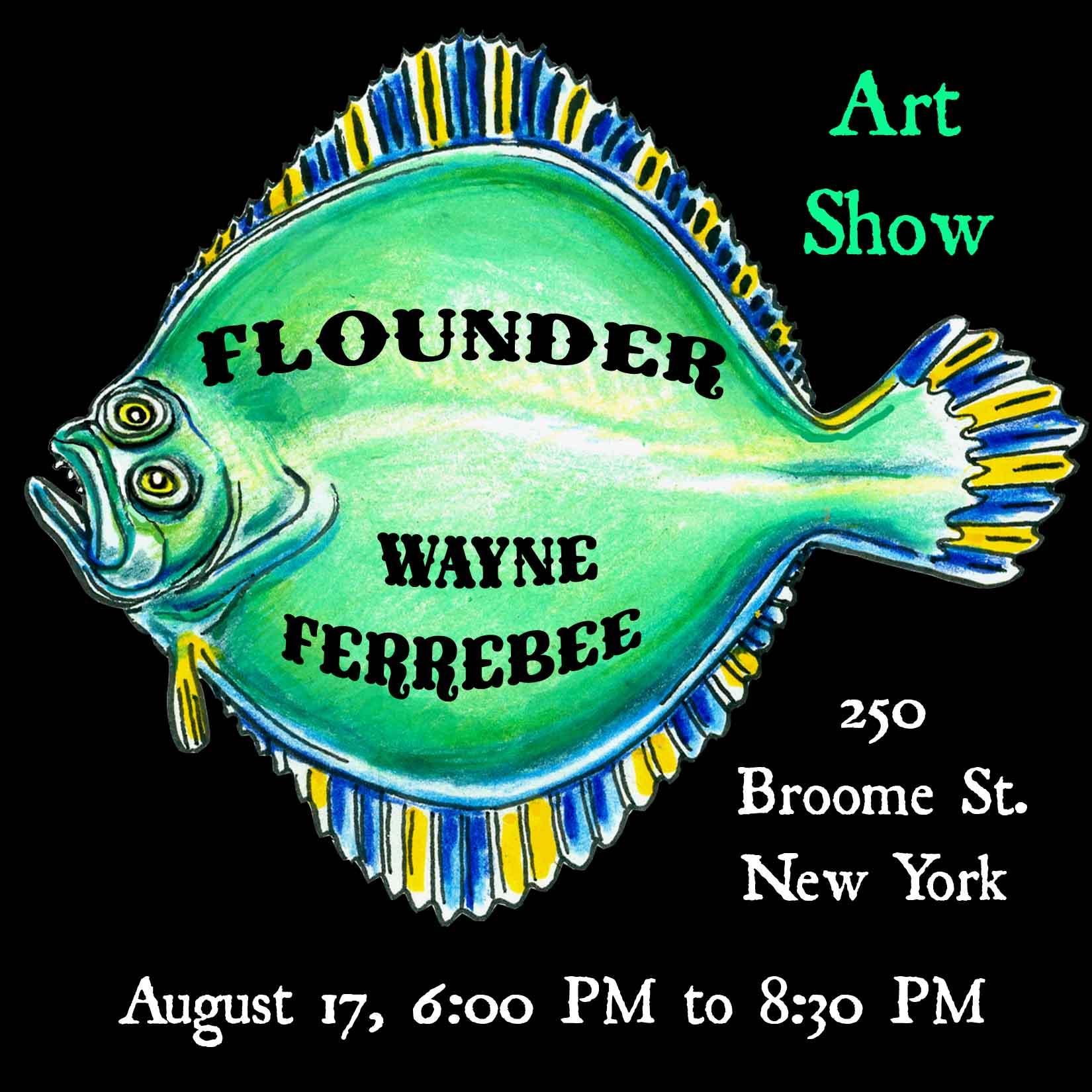 Flounder Show