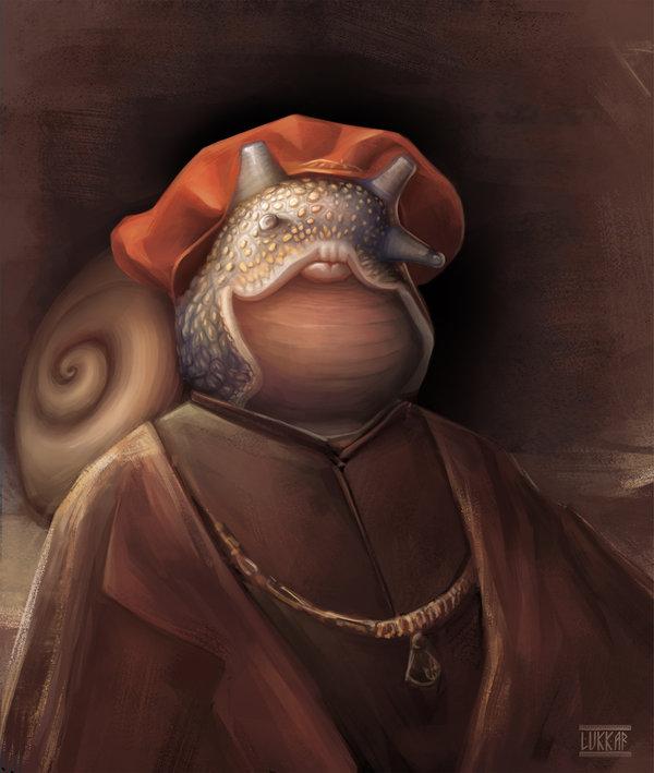 noble_snail_by_lukkar-d98ulnu