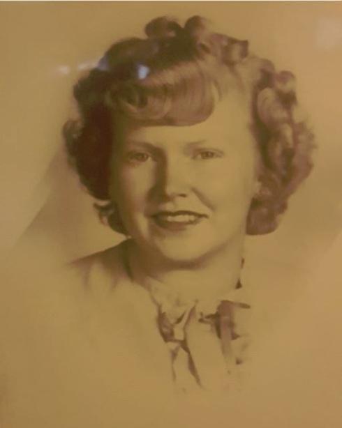 Grandma Ferrebee