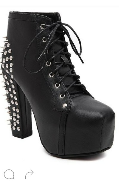 srmw94-l-610x610-shoes-black+heels-studded+shoes-leather-fancy-high+heels-style-goth+hipster-goth-goth+shoes-gothic+boots-silver-silver+shoes
