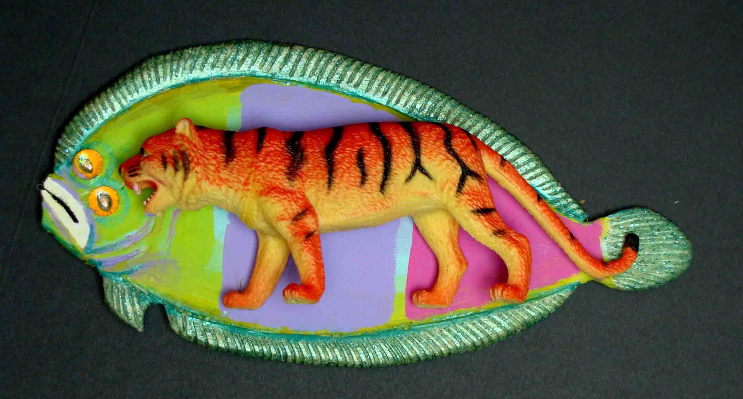 Tiger Flounder Omega
