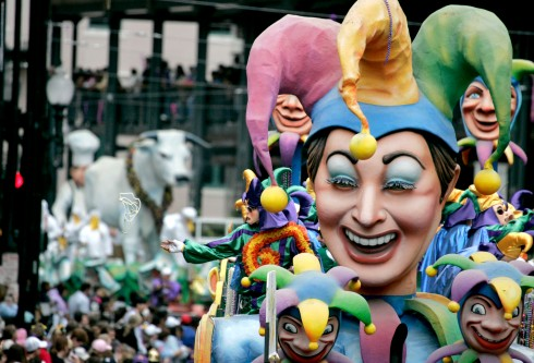 USA - Festivals - New Orleans Mardi Gras 2007