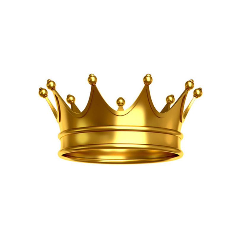 Custom-Plastic-Gold-King-Crown