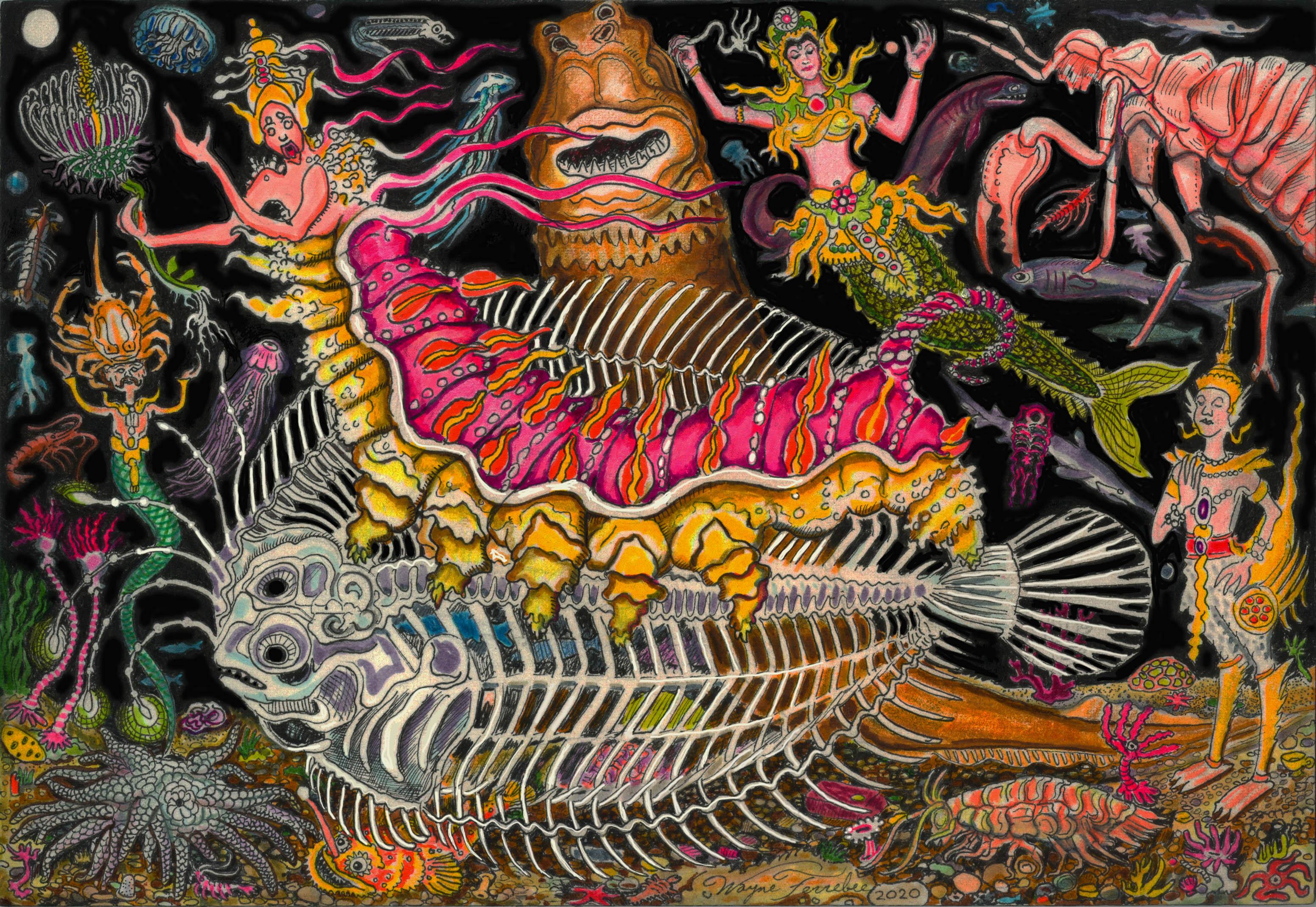 Parasite Flounder