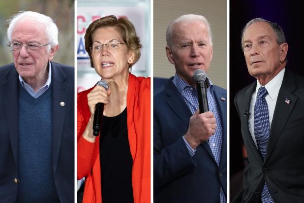 Sanders-Biden-Warren-Bloomberg-Split-3-3-1
